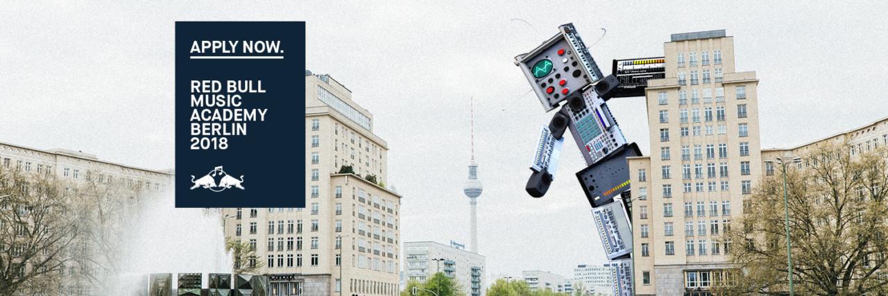 JOHANNES AMMLER RBMA Berlin