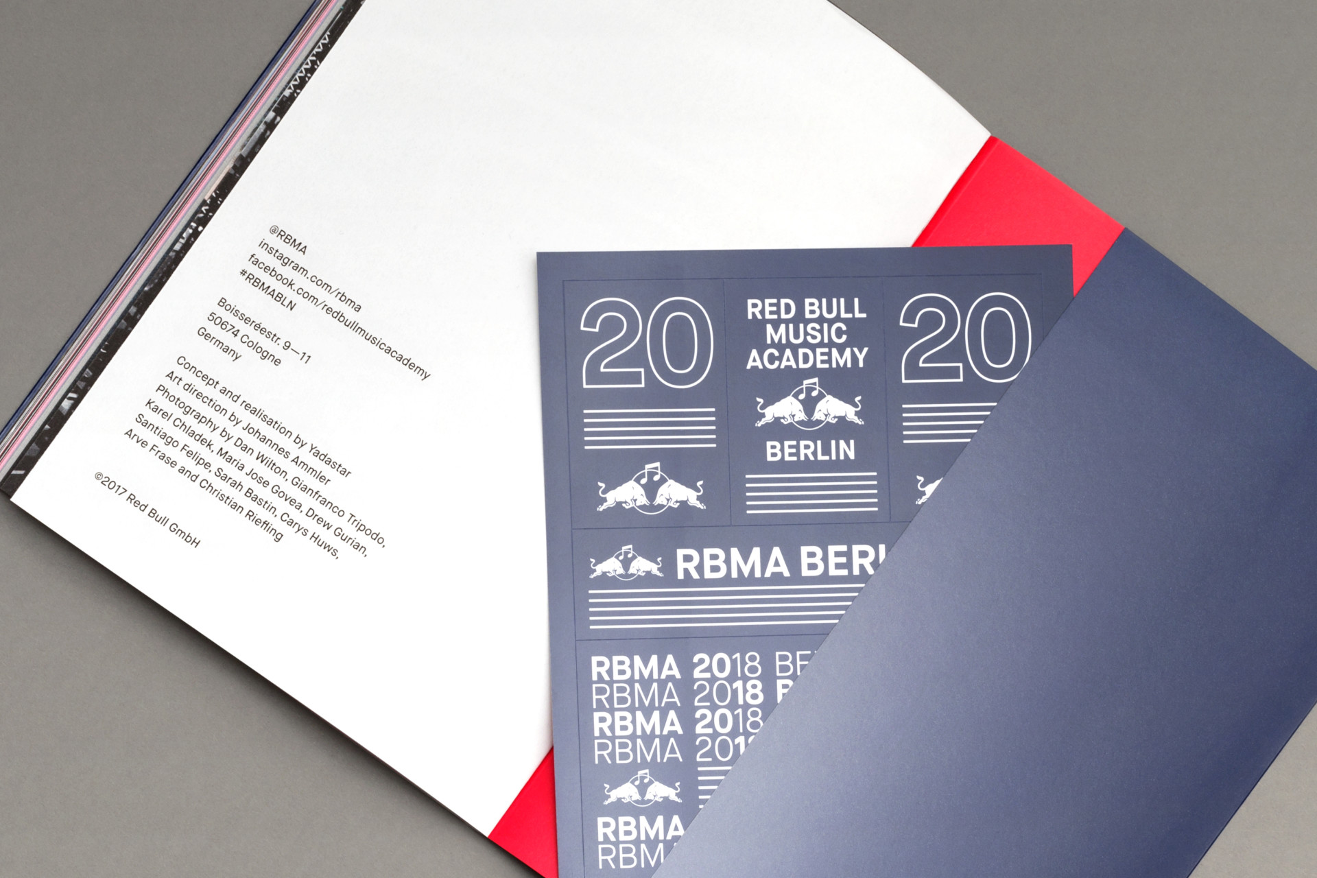 JOHANNES AMMLER Application Booklet