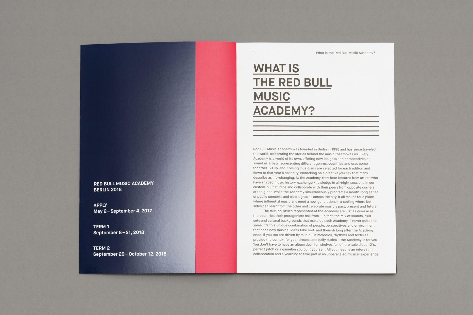 JOHANNES AMMLER Application Booklet